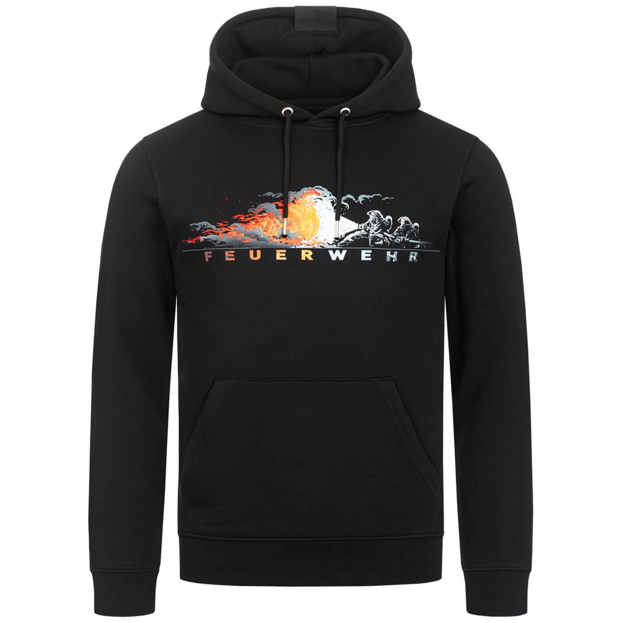Angriffstrupp Feuerwehr - Kapuzensweater Unisex