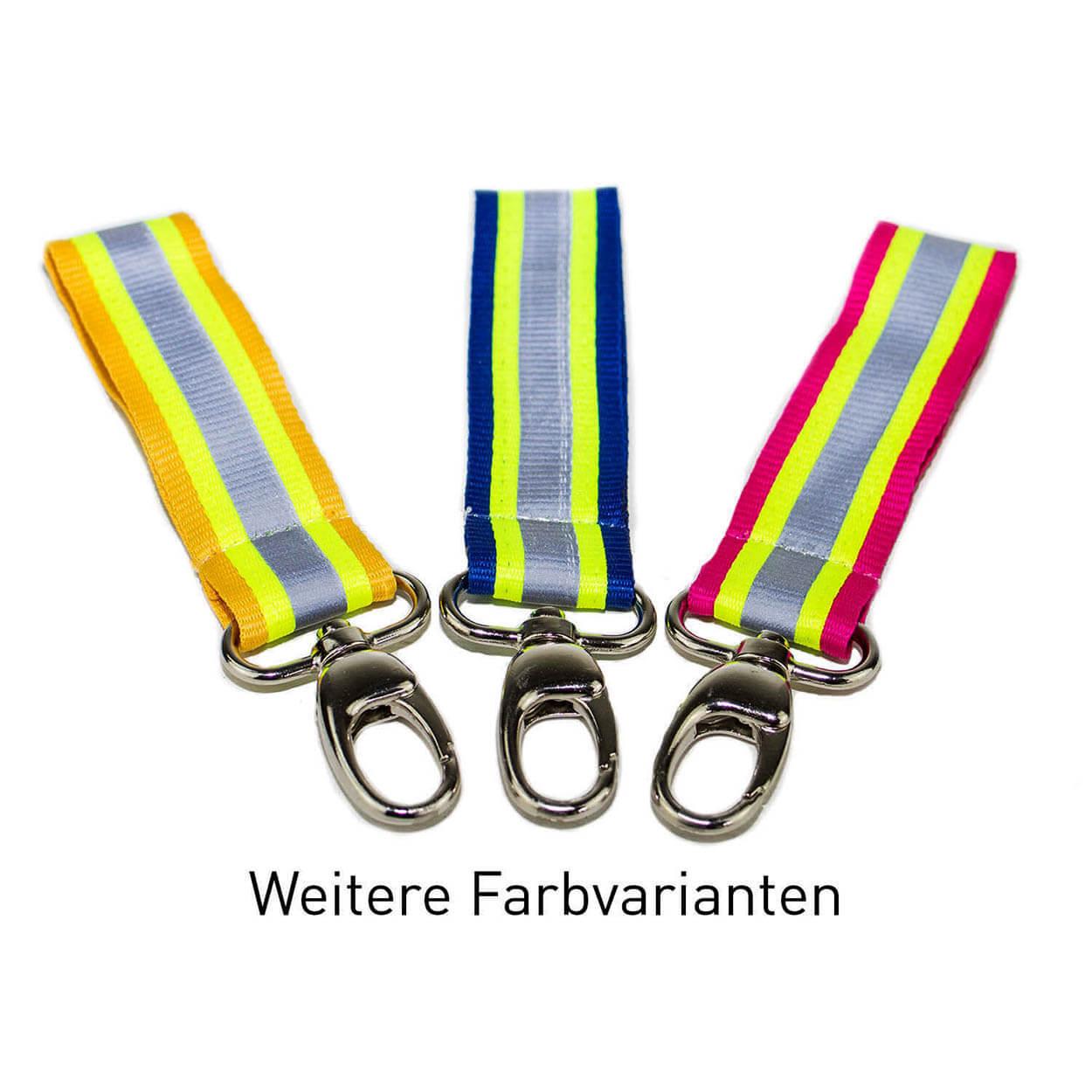 Schlüsselband Set Feuerwehrmann