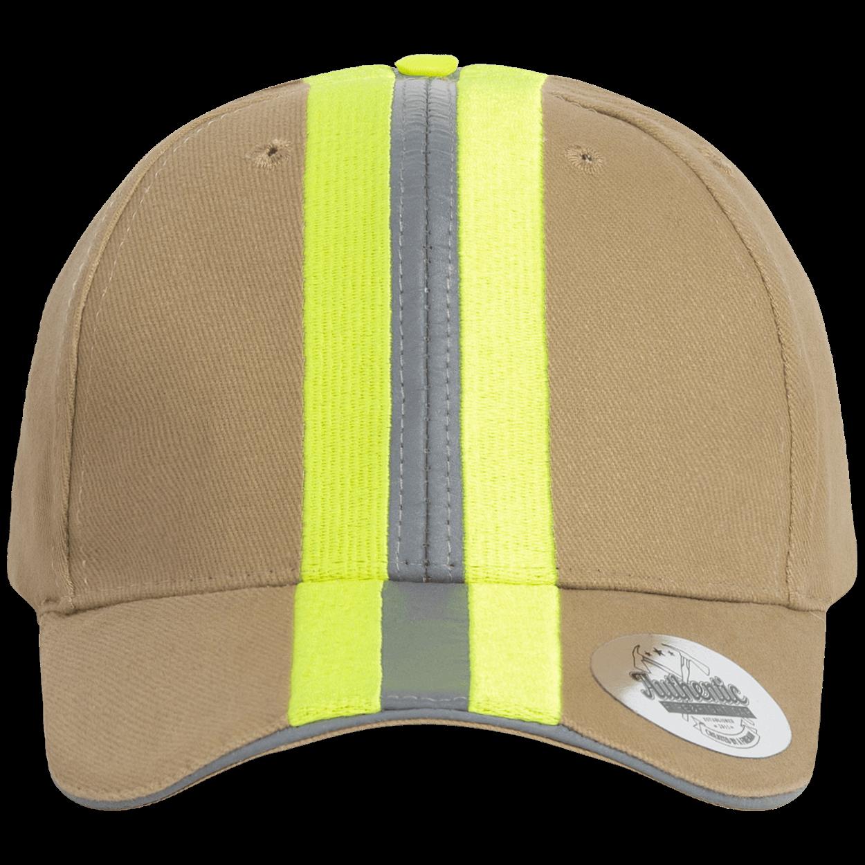 Feuerwehr & Rettung Reflexstreifen Design Cap