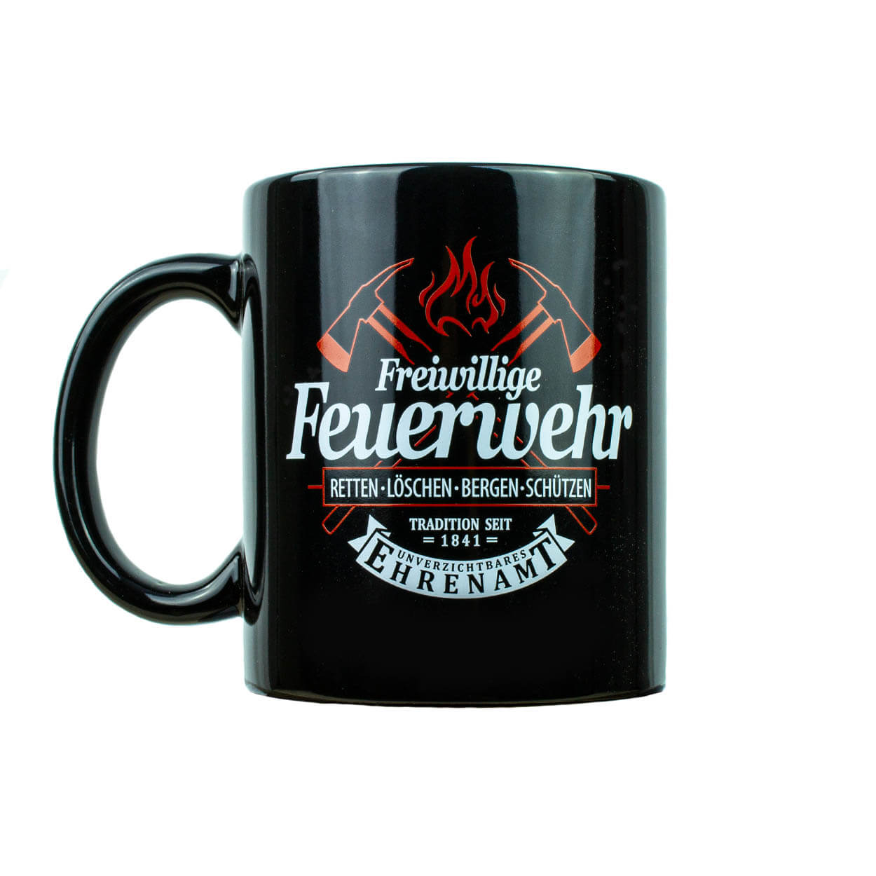 Unverzichtbares Ehrenamt Kaffeebecher