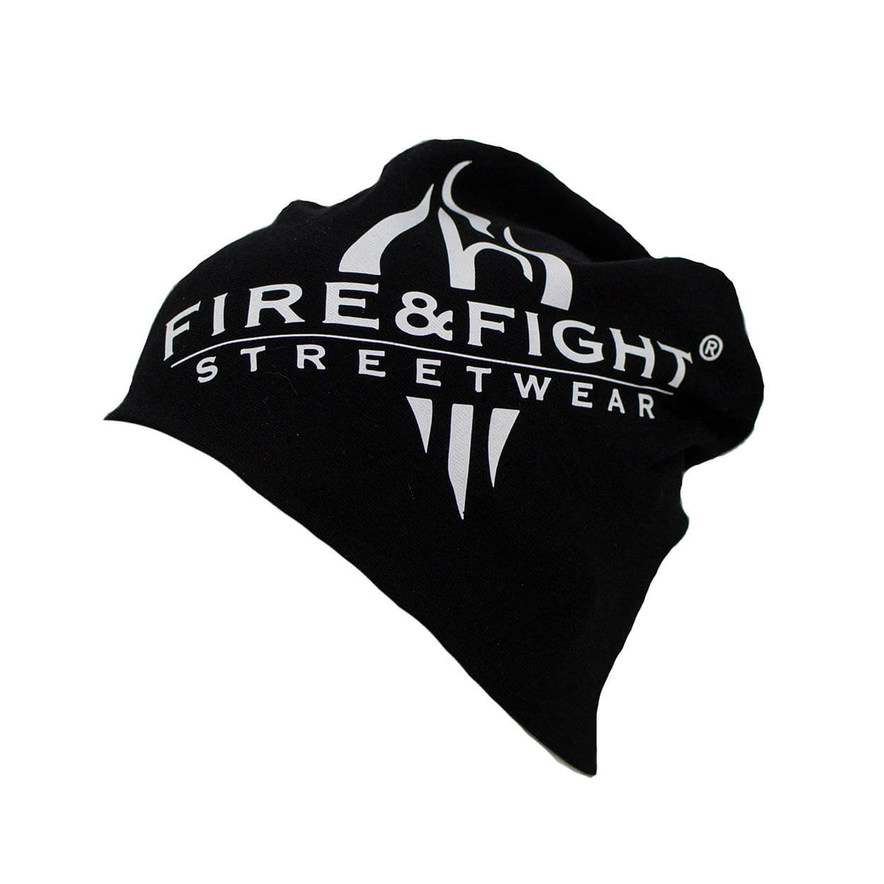 FIRE & FIGHT Streetwear® Beanie