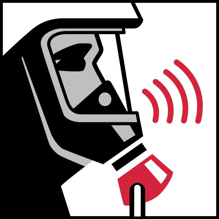 Feuerwehr Pressluftatmer Atemschutzgerät