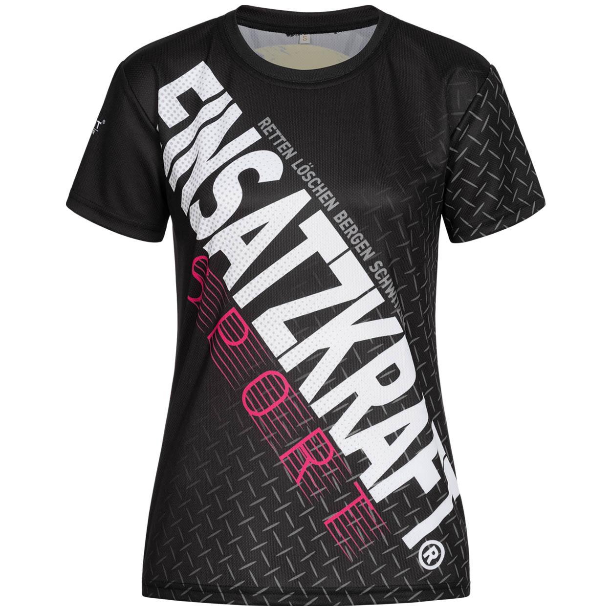 EINSATZKRAFT® Fitnessshirt Woman