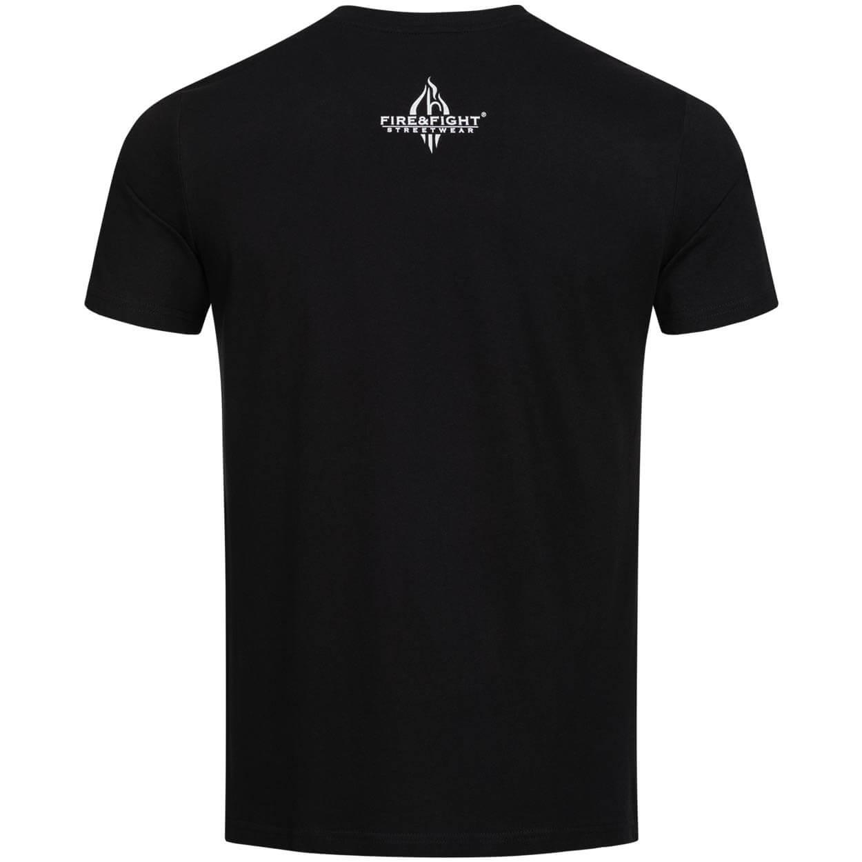 Ruhe vor dem Sturm - Männer T-Shirt schwarz