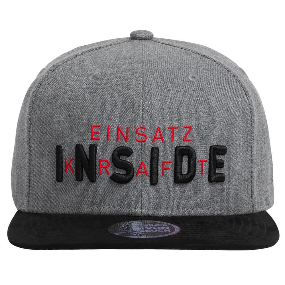 Einsatzkraft® Inside Feuerwehr - Snapback Cap