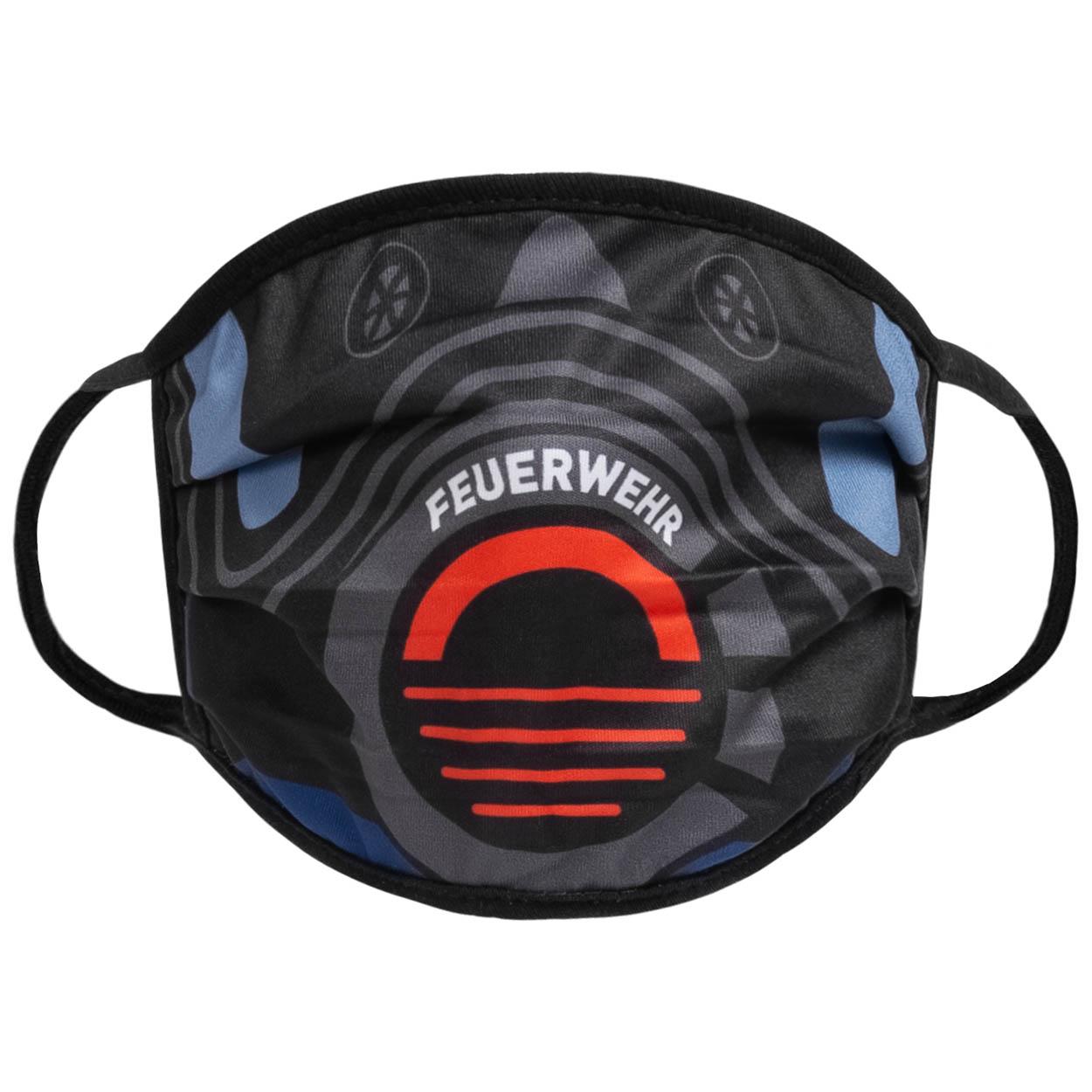 Kinder Alltagsmaske Feuerwehr Atemschutz