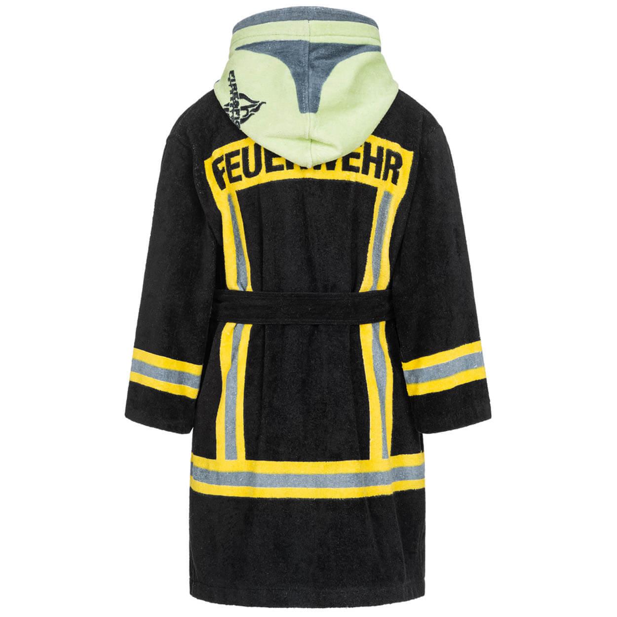 Feuerwehr Kinder Bademantel HuPF Style