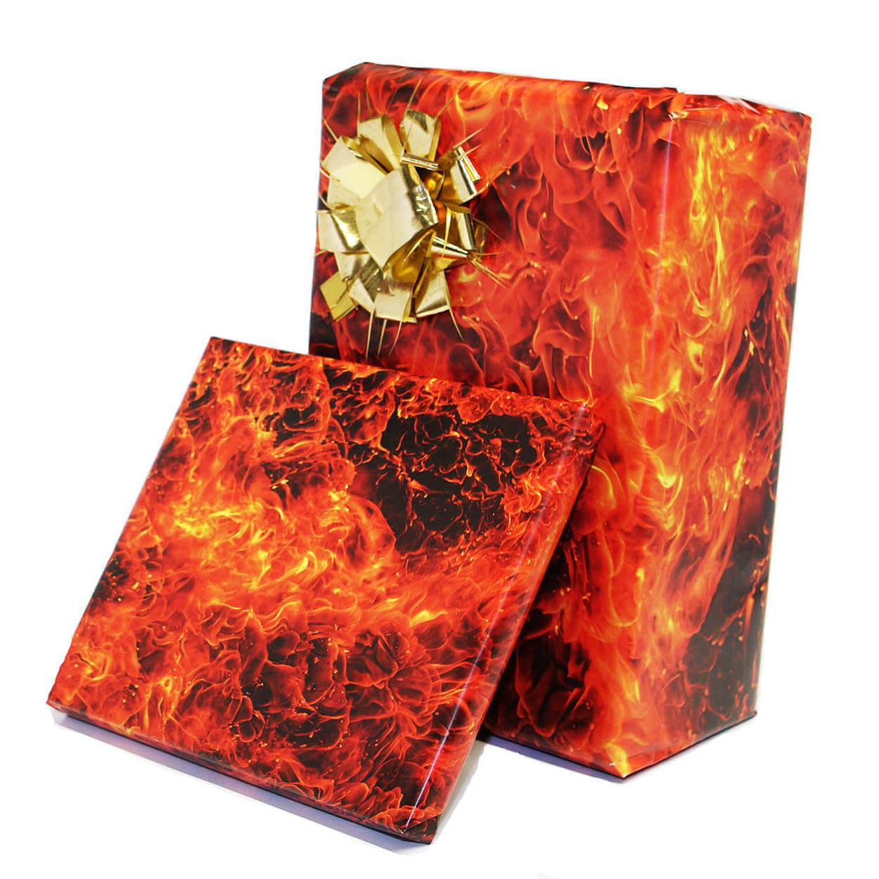 Feuerwehrgeschenkpapier DIN A2 Set