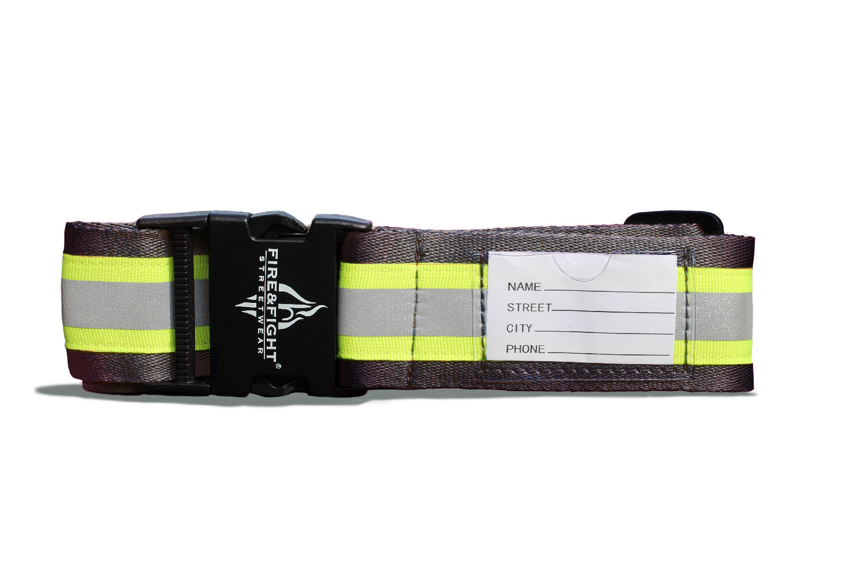 Kofferband Feuerwehr schwarz