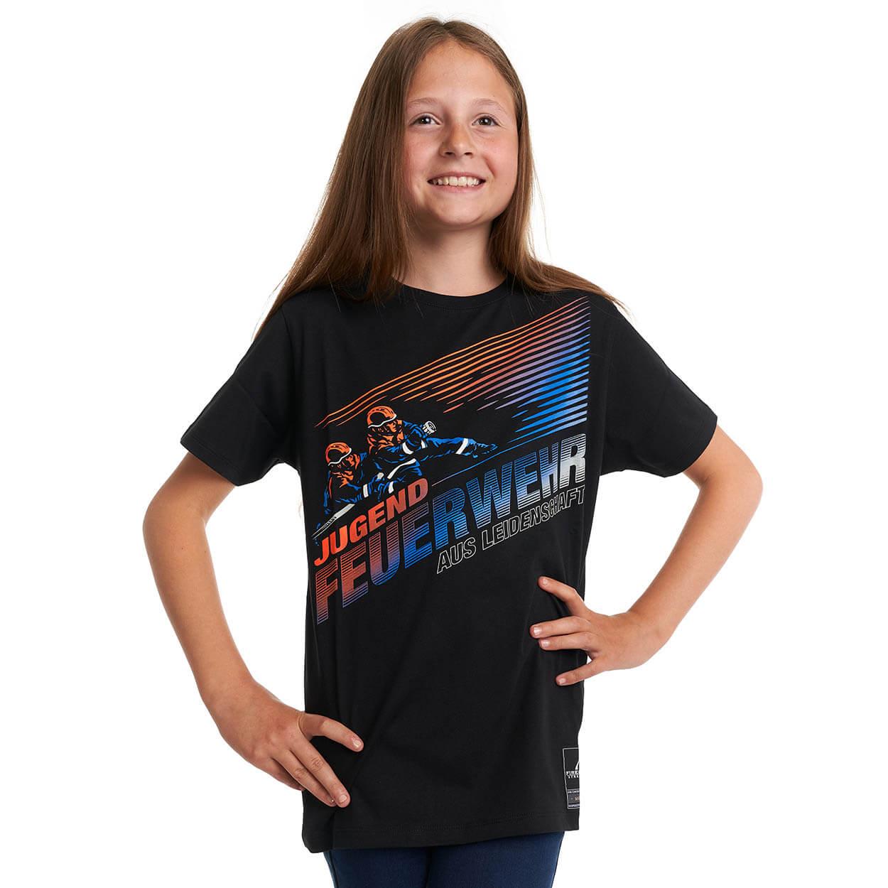 Jugendfeuerwehr aus Leidenschaft - Kinder und Jugend T-Shirt