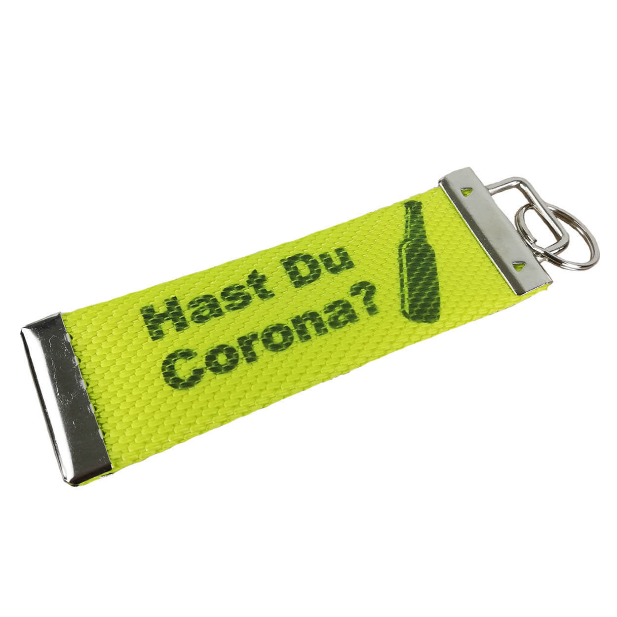 Corona & Limetten - Schlüssel-Anhänger