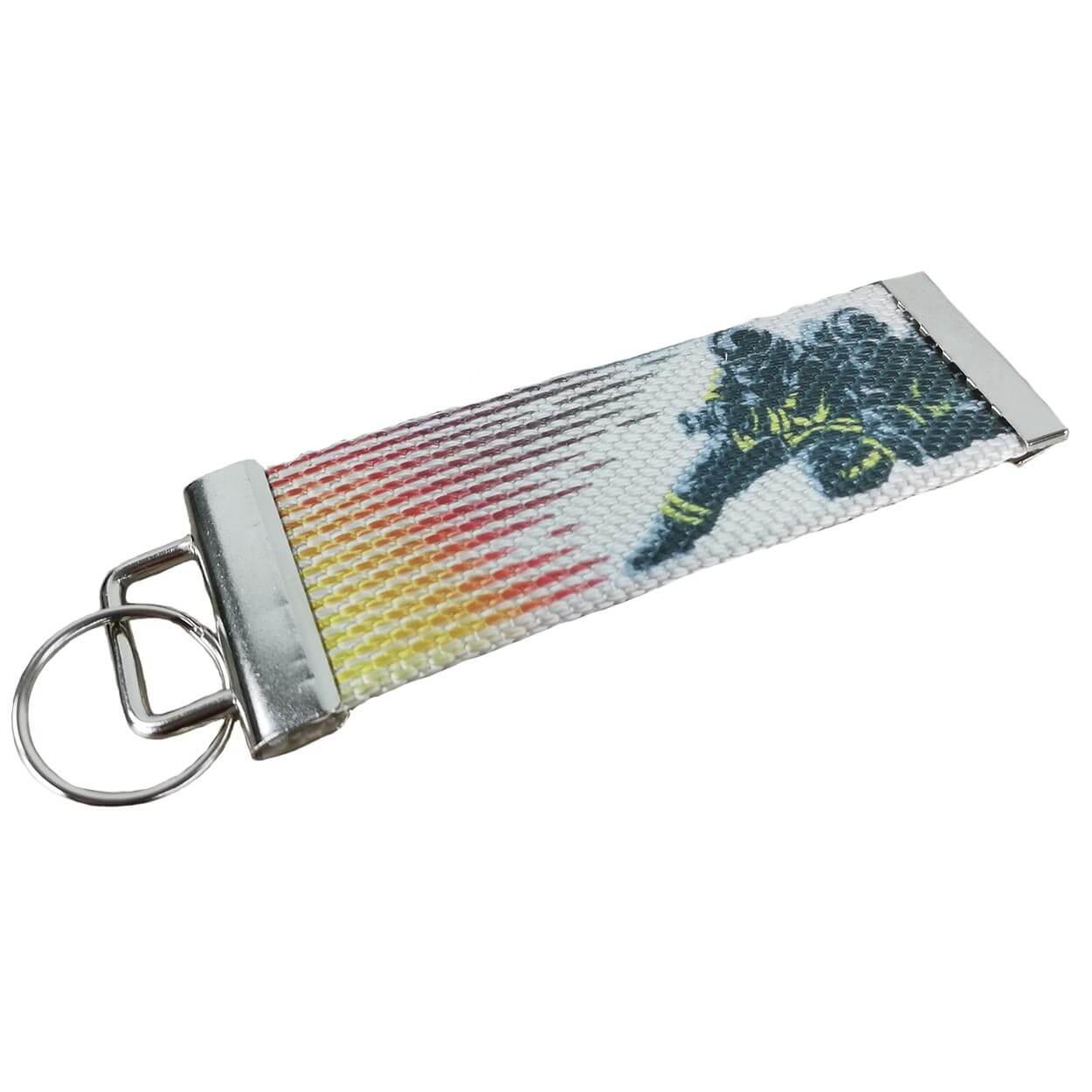 Angriffslustig® Feuerwehrschlüsselanhänger