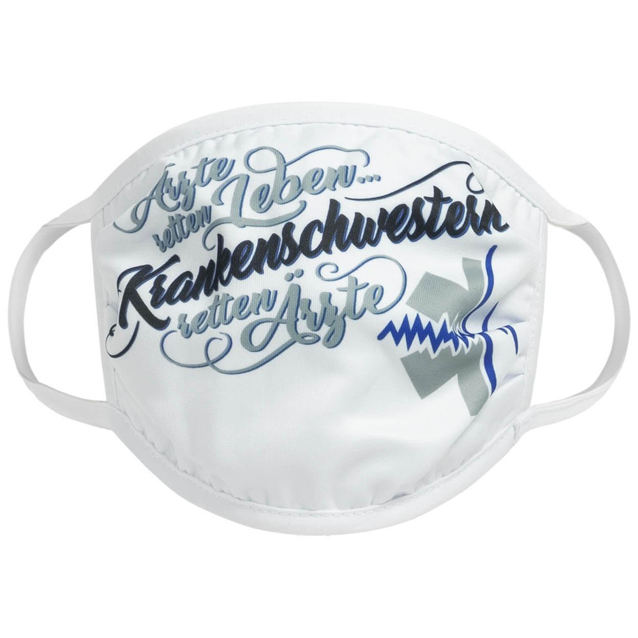 Alltagsmaske Krankenschwester