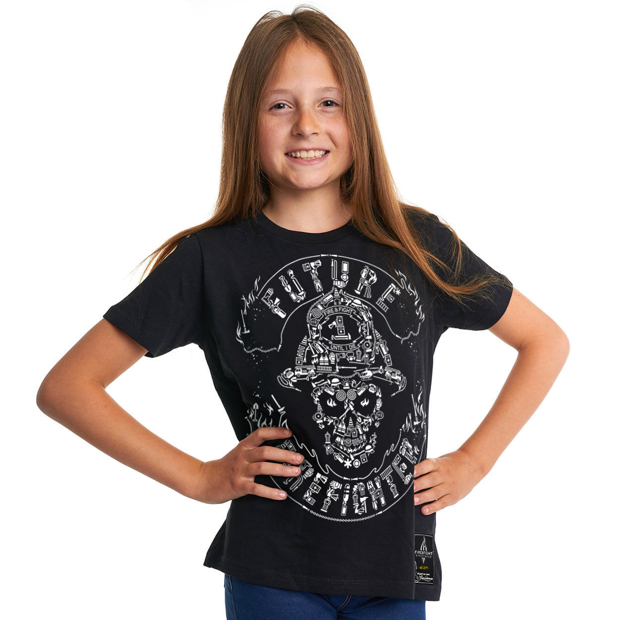 Future Firefighter - Kids T-Shirt