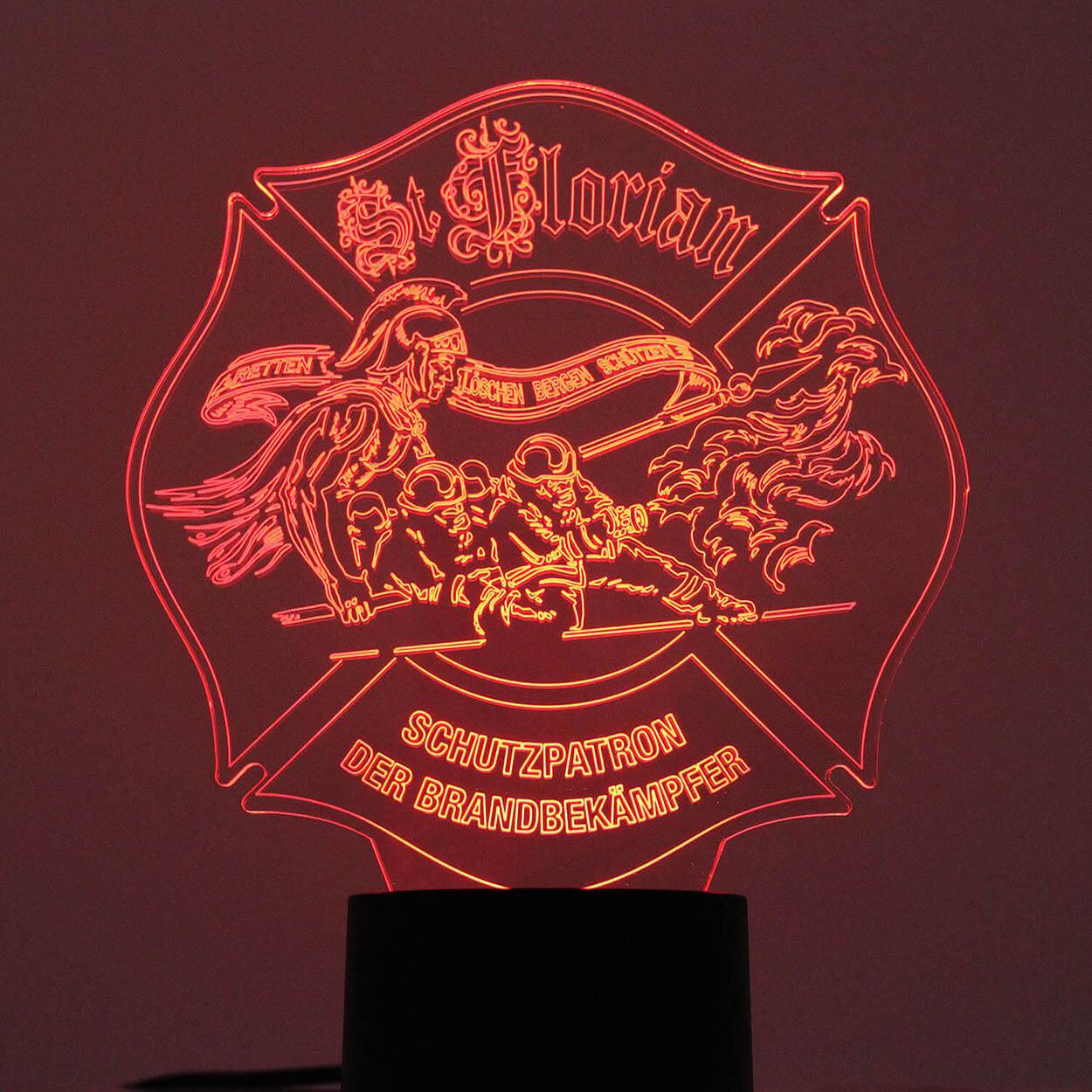 ST. FLORIAN LED Design Lampe
