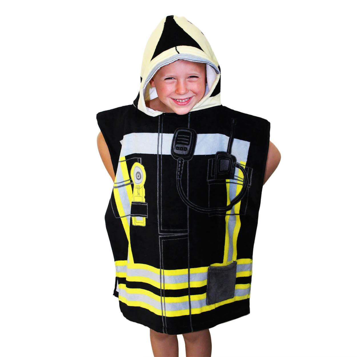 Badeponcho Feuerwehr