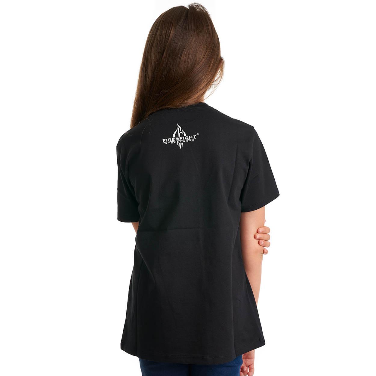 FIRE & FIGHT Streetwear® Kids Shirt