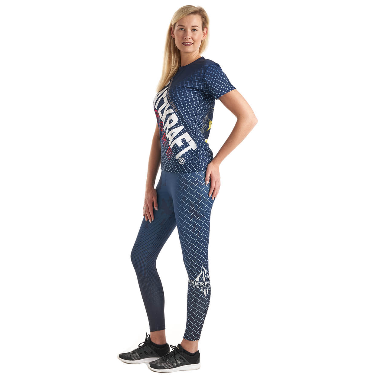 EINSATZKRAFT® Laufsport Leggings Frauen