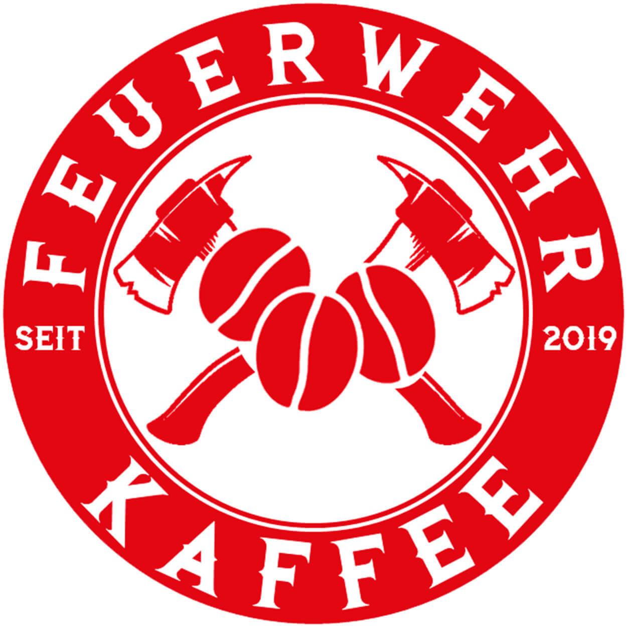 Original Feuerwehrkaffee 1 kg Bohnen