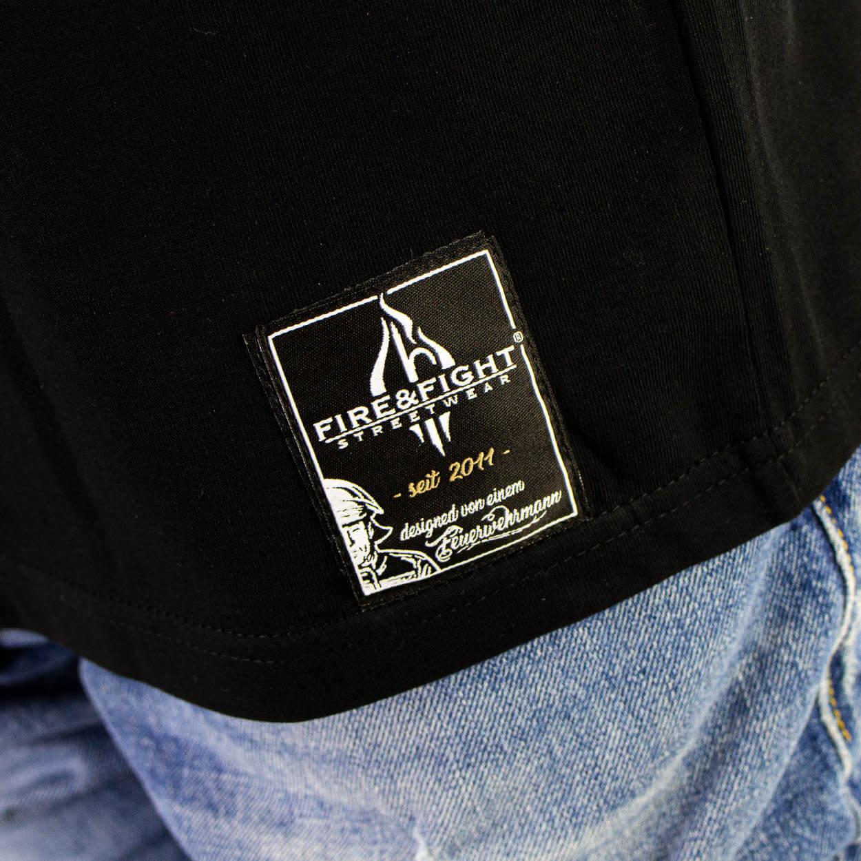 Angriffstrupp Feuerwehr Design - Frauen T-Shirt