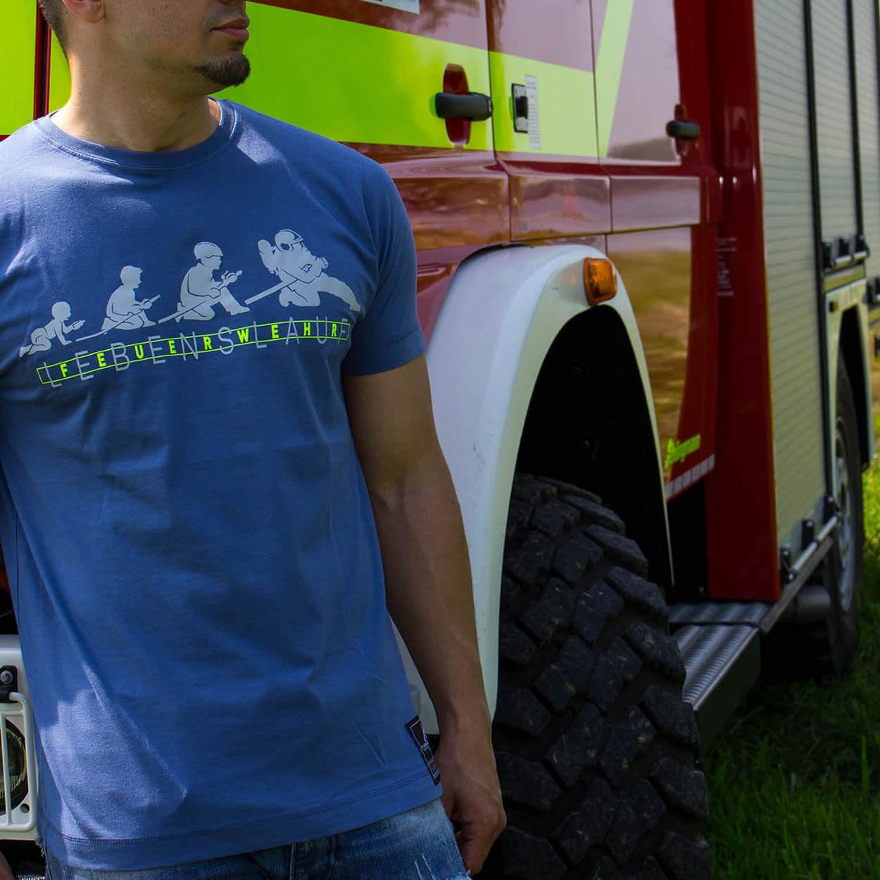 Feuerwehr Lebenslauf Design