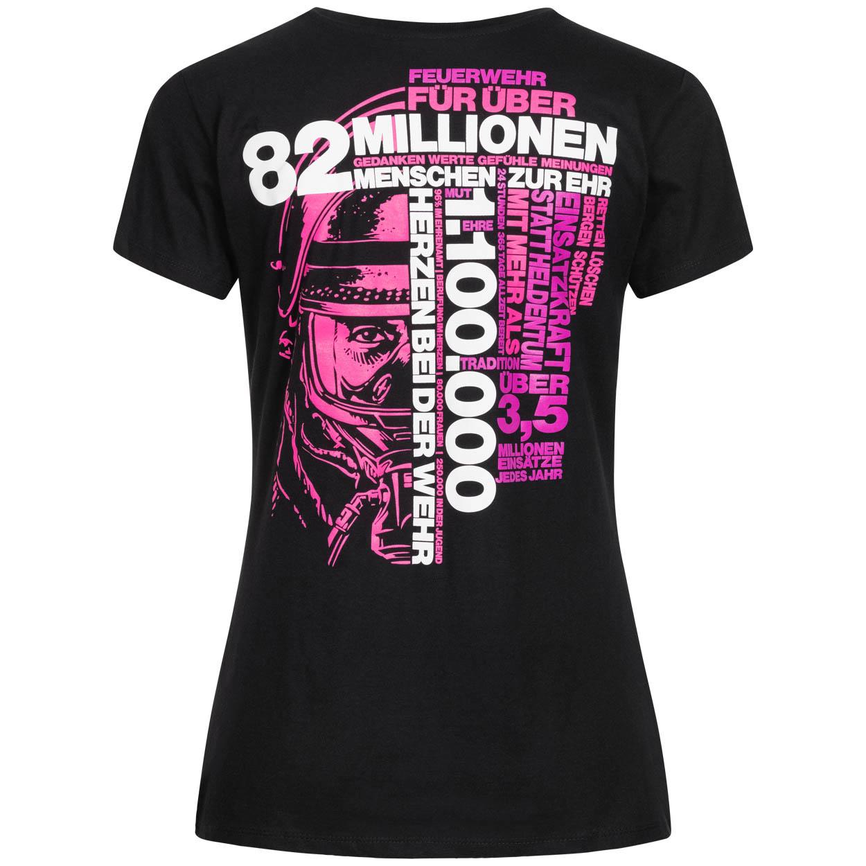 82 Millionen Frauen T-Shirt