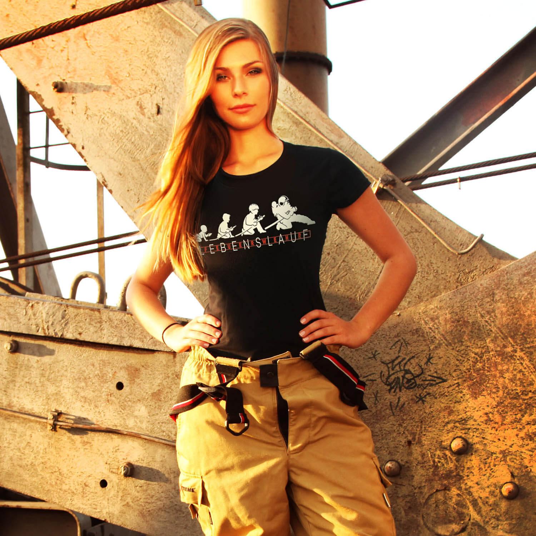 Lebenslauf Feuerwehr Frauen