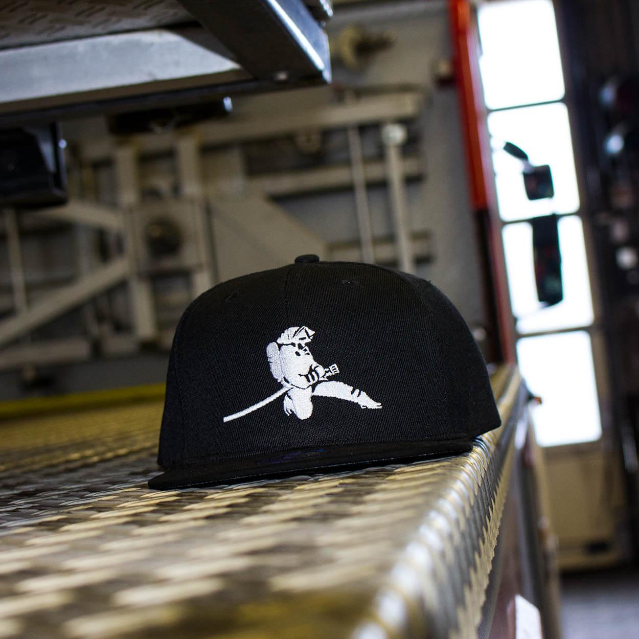 Das Angriffslustig® Design - Snapback Cap